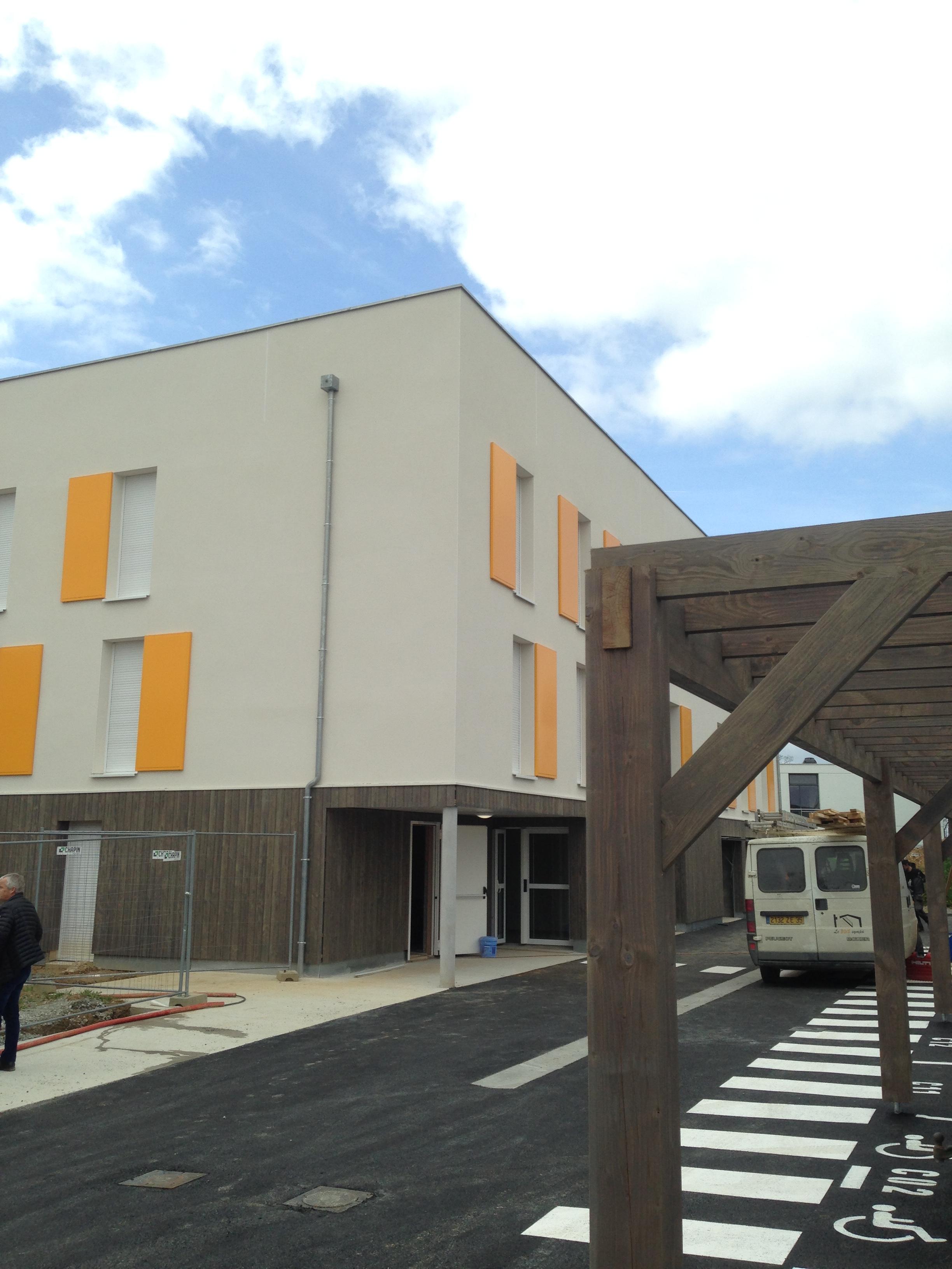 Résidence Les Terrasses du Sud VEFA Gasnier Promotion