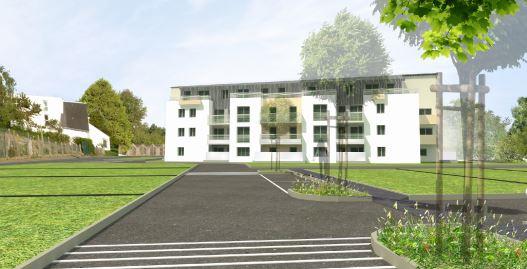 Image Inauguration de la nouvelle résidence à Liffré